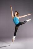 sprawność fizyczna model Fotografia Royalty Free