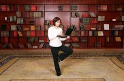 sprawności fizycznej biblioteka zdjęcie royalty free