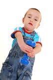 Sprawności fizycznej chłopiec Obrazy Royalty Free