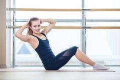 Sprawności fizycznej, sporta, szkolenia i stylu życia pojęcie, - Obraz Stock