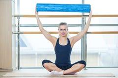 Sprawności fizycznej, sporta, szkolenia i stylu życia pojęcie, - Obrazy Stock