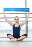 Sprawności fizycznej, sporta, szkolenia i stylu życia pojęcie, - Fotografia Stock