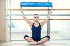 Sprawności fizycznej, sporta, szkolenia i stylu życia pojęcie, - Zdjęcie Royalty Free