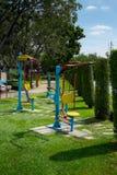 Sprawności fizycznych przekładni ogród publicznie Zdjęcie Royalty Free