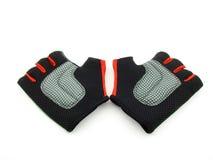 sprawności fizycznych rękawiczki obraz stock