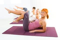 sprawności fizycznej szkolenie Fotografia Stock