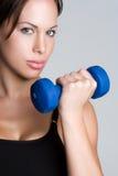 sprawności fizycznej zdrowa kobieta Fotografia Royalty Free