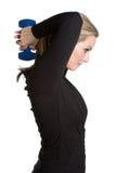 sprawności fizycznej zdrowie kobieta Obrazy Royalty Free