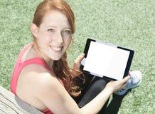 Sprawności fizycznej, parka, technologii i sporta pojęcie, Obraz Royalty Free