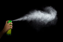 spray Lizenzfreies Stockfoto