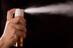 Spray Royalty Free Stock Photography