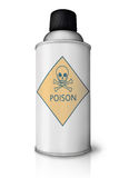Spray bottle with Stock Images