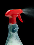Spray bottle Royalty Free Stock Photo