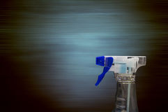 Spray bottle Stock Image