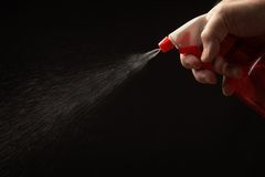 Spray Bottle Stock Images