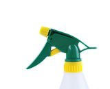 Spray from a bottle of cleaner Stock Image