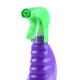 Spray from a bottle of cleaner Royalty Free Stock Photo