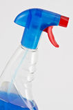 Spray bottle for cleaning Royalty Free Stock Photography