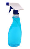 Spray-bottle, glass cleaner Stock Photos