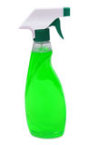 Spray bottle - glass cleaner Stock Images