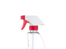 Spray bottle head Stock Images