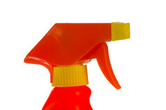 Spray Bottle Nozzle Stock Photos