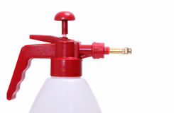 Spray bottle water Stock Images