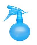 Spray Bottle on white Stock Photos
