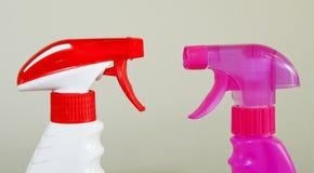 Spray Bottles Stock Images