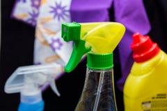 spray butelek Obrazy Royalty Free