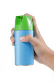 Spray can Royalty Free Stock Photo