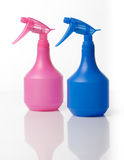 Spray Cleaner Bottles Stock Image