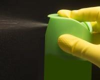 Spray Cleaner Royalty Free Stock Photos