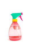 Spray detergent Royalty Free Stock Images