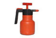 Spray für die Gartenarbeit Stockbild