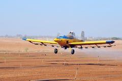 Spray-Flugzeug Lizenzfreie Stockfotografie