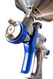 Spray gun Royalty Free Stock Images