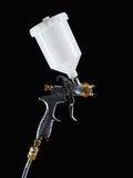 Spray gun Royalty Free Stock Photography