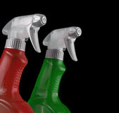 Spray Guns Royalty Free Stock Image