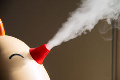 Spray humidifier Royalty Free Stock Images