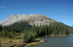 Spray Lakes. Burstall pass,Canadian Rockies,Kananaskis,Canmore, Banff,Alberta, Canada stock photos