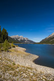 Spray Lakes Stock Photography