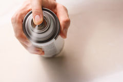 Spray Paint Stock Photography