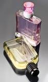 Spray of perfume Royalty Free Stock Photo
