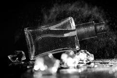 Spray perfume Stock Photos