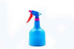 Spray. A sprayer is a device used to spray a liquid Stock Photo