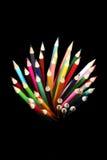 Spray von Farben Stockbilder