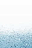Spray water and drops Stock Images