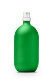 Spraydose lokalisiert auf Weiß mit Lizenzfreies Stockfoto
