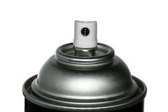 Spraydosendüse Stockfoto